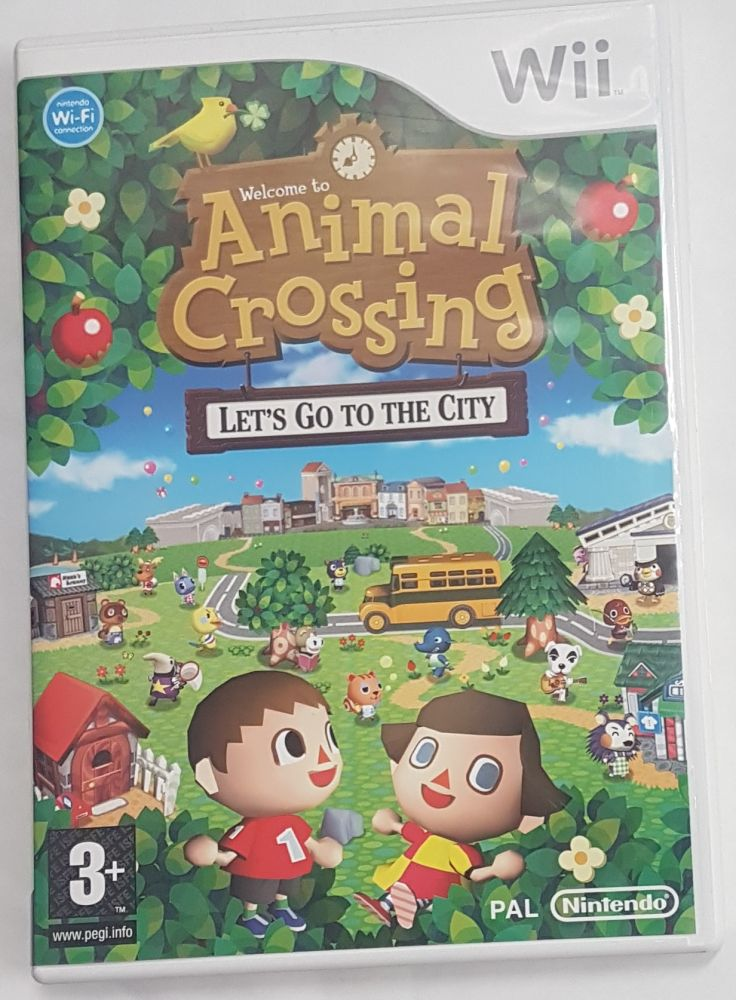 Espectacular peinados animal crossing wii Imagen de cortes de pelo Ideas - Wii Animal Crossing | Nostalgibutiken